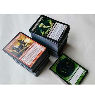 Magic: The Gathering Cards, 609 Creature Cards