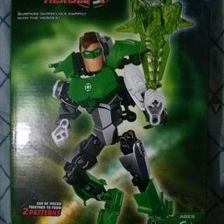 Green light man collectible
