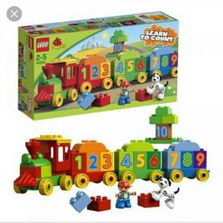 Lego Duplo 10558 Train Set