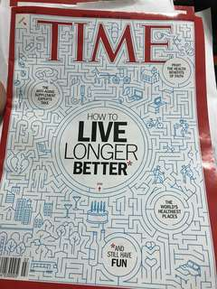 Past Time Magazines, the Economist, and Forbes Asia