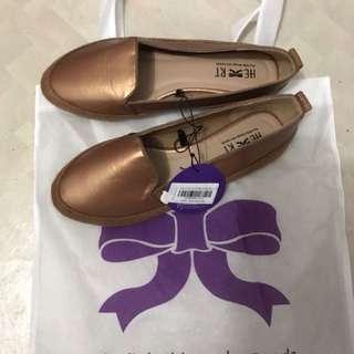 Sepatu Flat shoes Heart