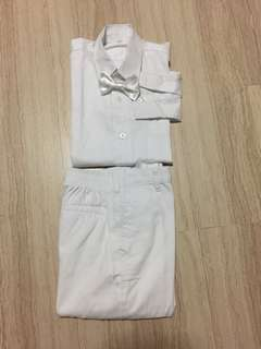 First holy communion boy suite $30