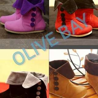Kids trendy shoes
