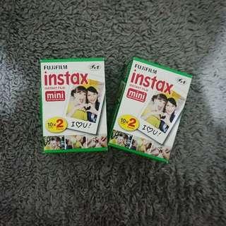 Refill Fujifilm Instax Mini