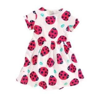 <Instock> Baby Girl Dress (Beetle Bug)