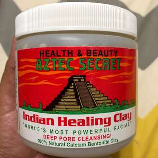 [CHEAPEST!!] Aztec Secret Indian Healing Clay