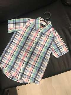 Checked Shirt ( New )