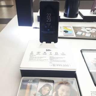 Get cashback 750rb for high series samsung galaxy S9+ bisa kredit tanpa kartu cuman 3 menit