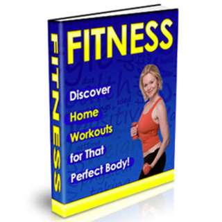 How to Exercise From Home In 30 Minutes Or Less eBook