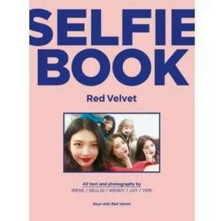 Red Velvet : Selfie Book