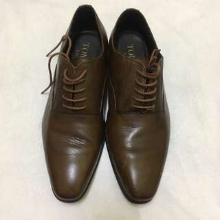 Tomaz Men Formal Leather Shoes