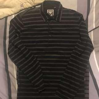 Mexx Striped (Gray/Black) Long Sleeve