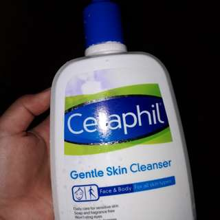Gentle Skin Cleanser Cetaphil