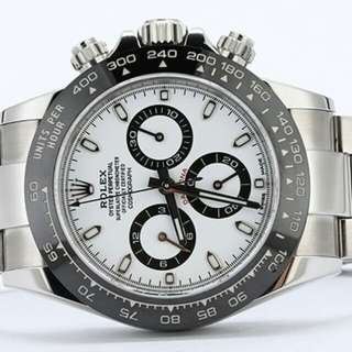 ROLEX 116500LN DAYTONA (99% NEW)