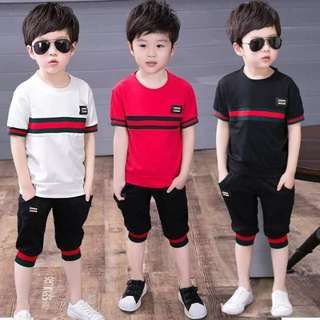 KIDS WEAR GUCCI UNISEX TERNO