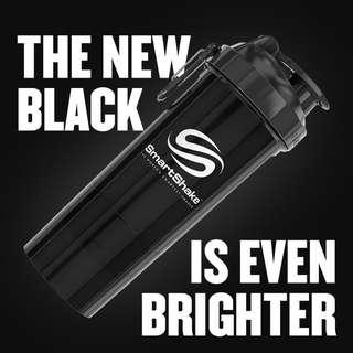 Smartshaker Original Smart Protein Shaker Bottle 800ml
