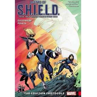 (Brand New) Agents of S.H.I.E.L.D. Vol. 1 The Coulson Protocols By: Marc Guggenheim -  Paperback