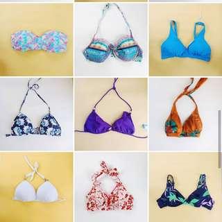 Mini bundle of Premium bikini tops