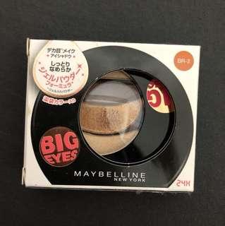 Maybelline 四色眼影盤