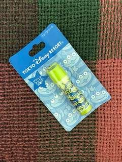 迪士尼三眼怪護唇膏