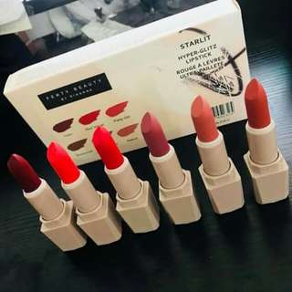 Restock!Fenty Beauty by Rihanna 6 pcs matte Lipstick 260 Looking for more active and loyal resellers ✔earn 1500-3000weekly ✔fast roi ✔direct & legit supplier..