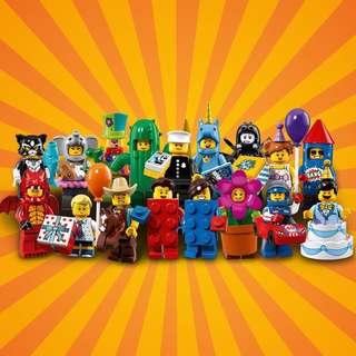 <<SET>> Lego 71021 Minifigures Series 18 Costume party