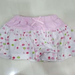 Girls Skirt 6M to 12M
