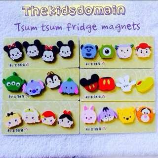 Tsum Tsum Magnets