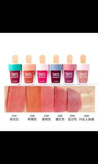LIPHOP Liptint with glossy finish