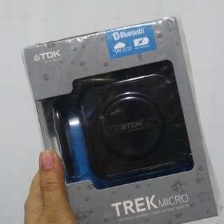 TDK Micro Trek Bluetootg Speaker
