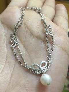 "Mabelle純銀珍珠手鏈""🈹️ $599 超值"