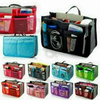 Dual bag organizer