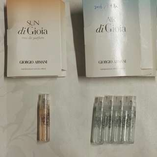 GIORGIO ARMANI 香水 1.2ml sample