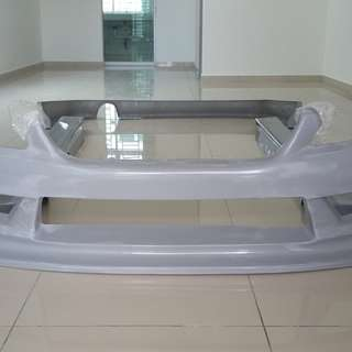 Sxe10 / is200 / altezza Vertex front bumper