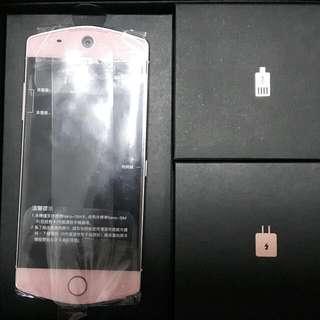 全新 美圖 Meitu M6 5吋 3G/64G 前後 2100萬畫素 相機 LTE 雙卡 粉色 櫻花粉 自拍神器