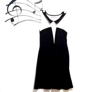 Cute collared dress 🖤