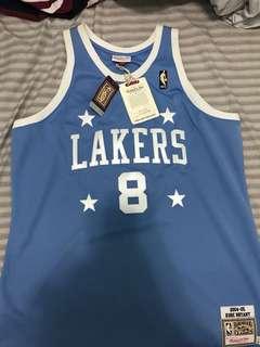 Kobe Bryant Authentic Mitchell & Ness 04-05 Lakers Jersey Size 48
