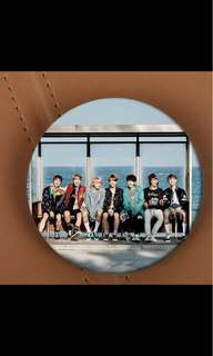 BTS Button Badge
