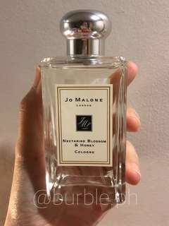 AUTHENTIC Jo Malone Nectarine Blossom & Honey 100mL