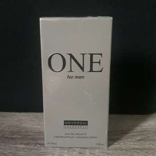ONE by Universal Fragrance for Men 100ml --- from Dubai