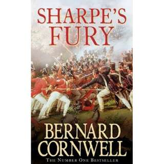 [eBook] Sharpe's Fury - Bernard Cornwell