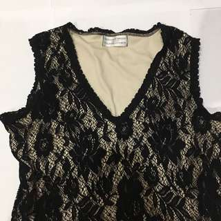 Imported Lace Top