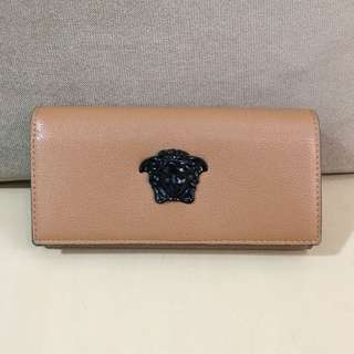 Versace Light Brown Wallet