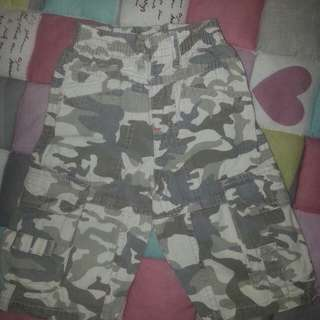 3/4 boy pant
