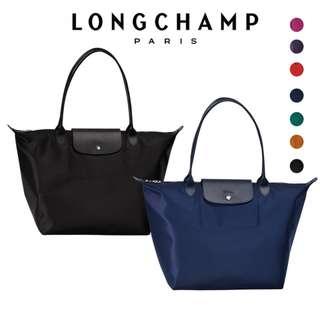 Preloved Longchamp Large Tote Bag