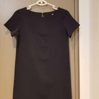 Navy basic dress