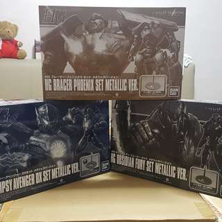 Hg Pacific Rim Limited Metallic Versions