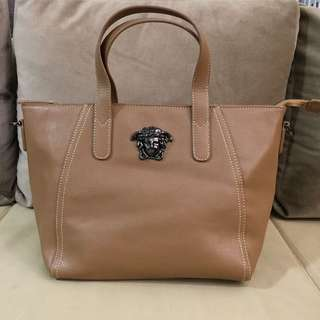 Versace Light Brown Hand Bag