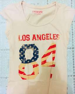Cotton on Tshirt US SIZE s