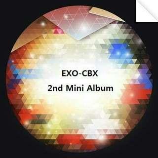 EXO CBX - 2nd Mini Album